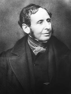 Robert Fitzroy portrait