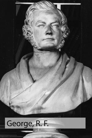 R. F. George