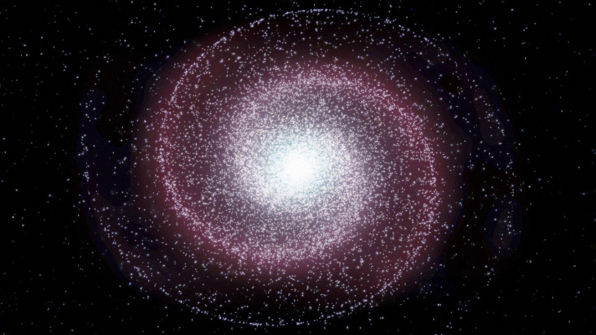 Spiral galaxy (NASA)